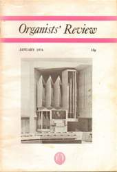 January 1974 issue January 1974