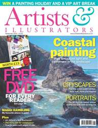 Artists & Illustrators Sep 2013 issue Artists & Illustrators Sep 2013