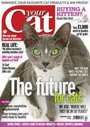 Your Cat Magazine September 2013 issue Your Cat Magazine September 2013