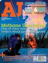 Alternatives Journal Magazine Cover