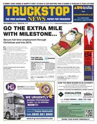 Truckstop News Issue 314 issue Truckstop News Issue 314