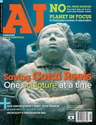 Alternatives Journal Magazine Cover