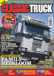 Classic Trucks Autumn 2013 issue Classic Trucks Autumn 2013