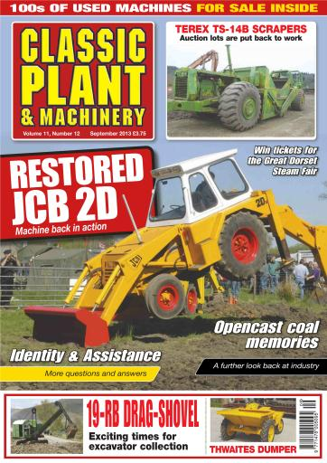 Classic Plant & Machinery Digital Issue