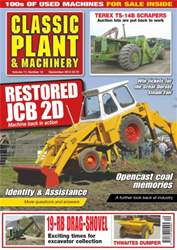 Plant & Machinery September 2013 issue Plant & Machinery September 2013