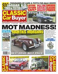 No.191 'Eighties Morgans issue No.191 'Eighties Morgans