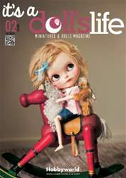 It's a Doll's Life (English) Magazine Cover