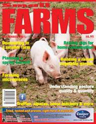 Small Farms Magazine Cover