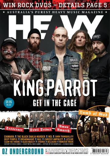HEAVY MAG Preview
