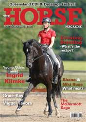 The Horse Magazine - Sept 2013 issue The Horse Magazine - Sept 2013