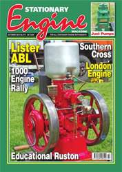 Stationary Engine October 2013 issue Stationary Engine October 2013