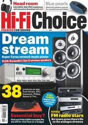 Hi-Fi Choice October 2013 issue Hi-Fi Choice October 2013