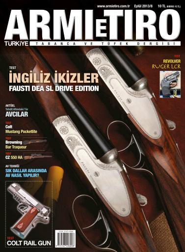 Armi e Tiro Turkiye Preview