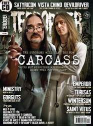 Terrorizer 240 issue Terrorizer 240
