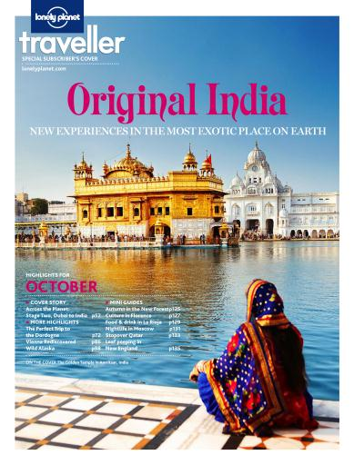 Lonely Planet Traveller (UK) Preview
