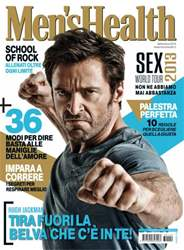 Men's Health settembre 2013 issue Men's Health settembre 2013