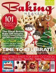 Baking Heaven Christmas 2013 issue Baking Heaven Christmas 2013
