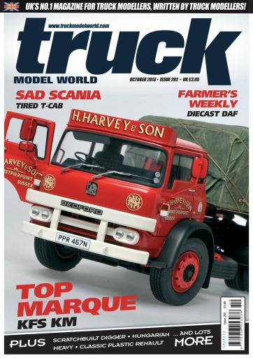 Truck Model World Digital Issue