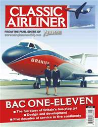 BAC ONE-ELEVEN issue BAC ONE-ELEVEN