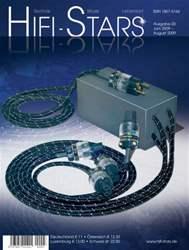 HiFi Stars Magazin Magazine Cover