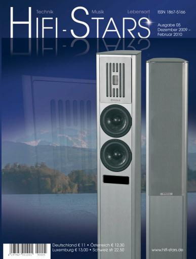 HiFi Stars Magazin Digital Issue