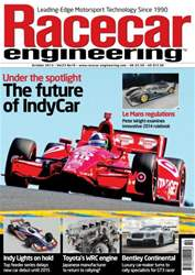 Racecar Engineering Oct 2013 issue Racecar Engineering Oct 2013