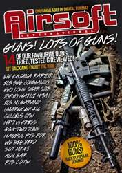 AI Digital Special - GUNS issue AI Digital Special - GUNS