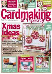 Cardmaking & Papercraft Magazine Cover