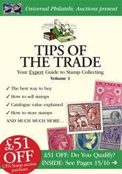 Tips of the Trade Volume 1 issue Tips of the Trade Volume 1