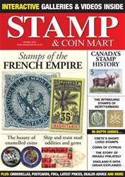 Stamp & Coin Mart October 2013 issue Stamp & Coin Mart October 2013