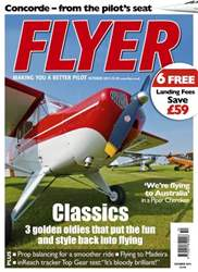 Flyer October issue Flyer October