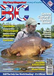 Big Carp 205 issue Big Carp 205