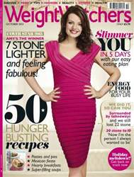 Weight Watchers October 2013 issue Weight Watchers October 2013