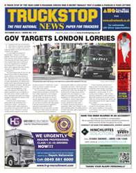Issue:315 Truckstop News issue Issue:315 Truckstop News