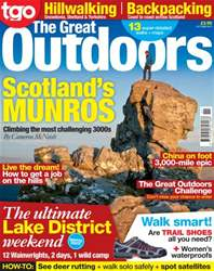 October - Munro & Lakes Special issue October - Munro & Lakes Special