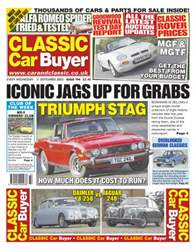 No.194 Triumph Stag issue No.194 Triumph Stag