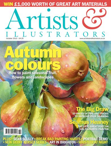 Artists & Illustrators Preview