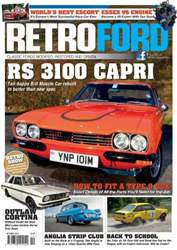 Retro ford october issue Retro ford october