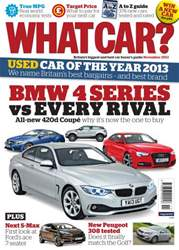 What Car Magazine Magazine Cover