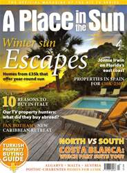 A Place In The Sun Autumn 2013 issue A Place In The Sun Autumn 2013