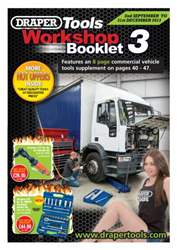 FREE Drapers Workshop Tools 3 UK issue FREE Drapers Workshop Tools 3 UK