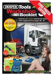 FREE Drapers Wkshop Tools 3 Euro issue FREE Drapers Wkshop Tools 3 Euro