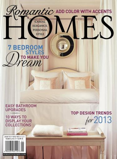 Romantic Homes Preview