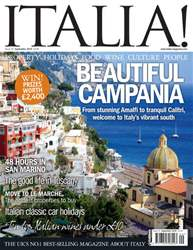 August 2010 Beautiful Campania issue August 2010 Beautiful Campania