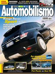 Automobilismo 10 2013 issue Automobilismo 10 2013