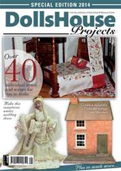 Dolls House Projects-Special Ed. Magazine Cover