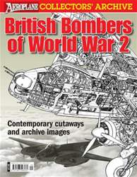 British Bombers of WW2 issue British Bombers of WW2