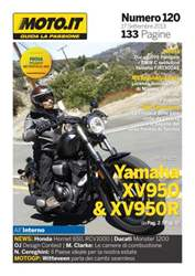 Moto.it Magazine 120 issue Moto.it Magazine 120