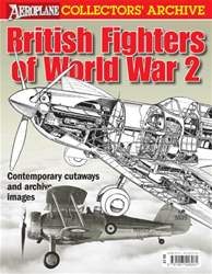 British Fighters of WW2 issue British Fighters of WW2