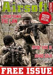 FREE Airsoft Action Taster issue FREE Airsoft Action Taster